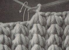 Blütenstich | Handarbeitswelt