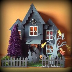 Redanne: A Haunted House....!