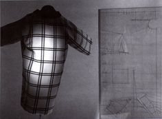 Balenciaga- One Seam Coat & Pattern