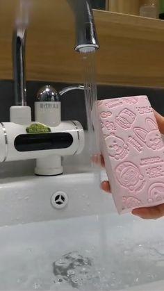 Dead Skin Removal Bathing Sponge - New Ideas Beauty Care, Beauty Skin, Beauty Hacks, Exfoliating Sponge, Useful Life Hacks, Tips Belleza, Health And Beauty Tips, Dead Skin, Body Care