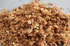 moey's kitchen: Rachel's Granola (Knuspermüsli)