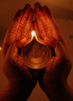 Diwali, the Festival of Lights. One of the biggest Hindu festivals in India.