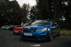 Skoda Octavia 5E III TopCarPhoto Lowstyle Team Poland Poland, Bmw, Cars, Vehicles, Autos, Car, Car, Automobile, Vehicle