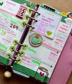 Twine It Up! with Trendy Twine: Planner Friday: July 2014
