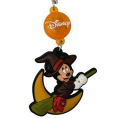 Halloween Minnie Mouse Dressed in Witch Costume Cell Phone Charm y30082 --- http://www.amazon.com/Halloween-Minnie-Dressed-Costume-y30082/dp/B004HAVXSC/?tag=exprnetshop06-20