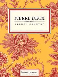 pierre deux french country. did NOT want to wallpaper my bedroom again but this stuff is beautiful!!!!