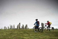 Cycle through the Outer Hebrides. And more life changing things to do in Scotland Scotland Vacation, Scotland Travel, Scotland Trip, England Ireland, England And Scotland, Places To Travel, Places To Go, Stuff To Do, Things To Do