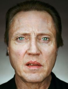 Christopher Walkden - Up Close & Personal -Celebrity Photography By Martin Schoeller