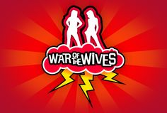 Graphic title treatment for War Of The Wives, a BRAVO reality show that *almost* made it to air. Brandon Bell, Design Development, Motion Graphics, Over The Years, Branding, War, Digital, Brand Management, Identity Branding