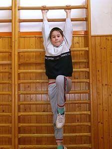 Žebřiny   Praktické ukázky rušných a průpravných částí hodin TV   Rušná a průpravná část v hodinách tělesné výchovy na 1. stupni ZŠ   Pedagogická fakulta Masarykovy univerzity Boys Gymnastics