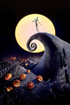 """#TheList: Andrew Saffir's Top 10 Holiday Films. """"The Nightmare Before Christmas."""""""