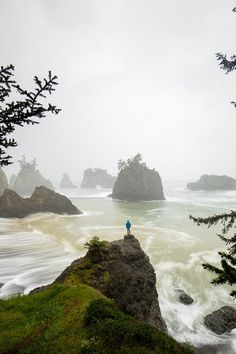 "ponderation: "" Poseidon's Scuptures by Chris Burkard """