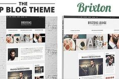 Brixton is a #WordPress theme designed specially for #blogs. It is ideal for hosting a personal #blog and a perfect platform for sharing #stories, #experiences and #news, and a reader can spend many pleasant hours on the blog. Now that we have a fair idea of the features of #Brixton, let us look at some websites and blogs to see how the theme has been used.