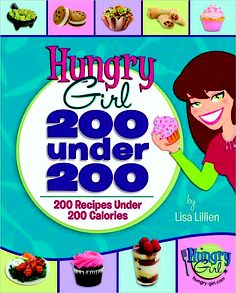 Hungry Girl 200 under 200...I have all her books!