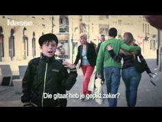 Vlaamse campange van Klasse.be om leerlingen gevoelig te maken van het effect van online scheldpartijen.