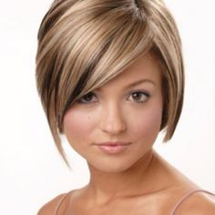 Love the color. If I ever get brave enough to go that short I would def do something along the lines of that style