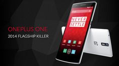 Flagship specs like the Samsung and LG but at 299€. Less than half the price of the others. OnePlus One  smartphone