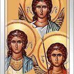 Salve 29 de Setembro ! Salve Arcanjos Miguel, Gabriel e  Rafael !