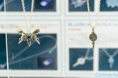 BlazBlue Necklaces (Arc System Works 25th Anniversary Museum)