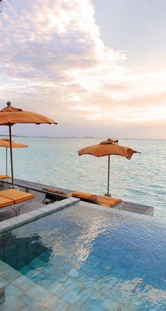 Mystical #Maldives.