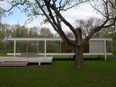 Farnsworth House Plano IL