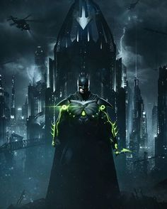 Injustice 2 Batman!