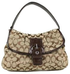 Coach Soho Signature Flap Handbag-Khaki Mahogany « Clothing Impulse. Tamika  Quarles · Handbags · Wholesale Lady hobos Handbags T84395 ORANGE ... 6281262834569