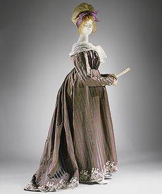 Round gown [Italian] (1979.20a-f) | Heilbrunn Timeline of Art History | The Metropolitan Museum of Art