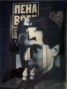 "gacougnol: "" Alexander Rodchenko Poetry book cover mock 1924 """