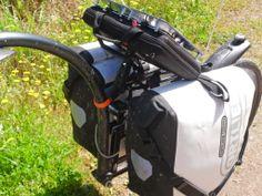 Soporte de las maletas solares orientable