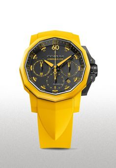 Corum Admiral's Cup Challenger 44 Chrono Rubber Limited Edition