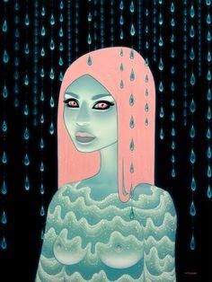 Tara McPherson en el blog de Tximino art: blog.tximinoart.com