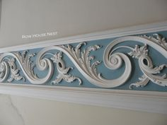 beautiful features in an Irish Big House!
