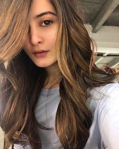 Image result for mahira khan hair colour