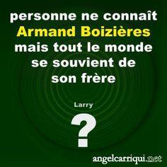 familles célèbres : Armand Boizières ? …