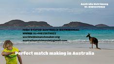 Matchmaking Australia