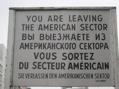 checkpoint charlie | Checkpoint Charlie, Berlin Sehenswürdigkeiten