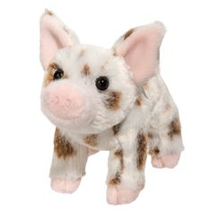 Douglas Yogi Brown Spotted Pig