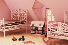 A Dollhouse Made Lovely