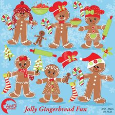 Gingerbread clipart-commercial use ★shop more here ★ What you will receive. - Each clipart saved separately in 300 dpi PNG files, transparent Image Paper, Gingerbread Cookies, Gingerbread Man, Christmas Clipart, Clips, Creative Sketches, Pencil Illustration, Paint Markers, Business Card Logo