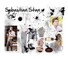 """Sebastian Stan"" by captainamericafan on Polyvore"