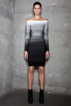 Stunning ombre dress!  So chic!