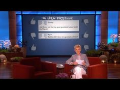 People post some crazy things on Facebook. In her new segment, Ellen is showing her favorite Facebook Faux Pas, and the comments that friends left. With friends like these, who needs enemies?