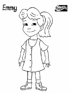 Dragon Tales Coloring Pages To Print