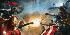 COMIC BITS ONLINE: Captain America: Civil War -Marvel's Longest Movie...