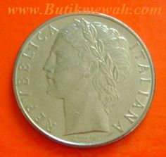 1979 Italian 100 Lira coin