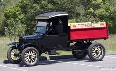1925 Ford Model T Dump Truck, history, old, wheels, beauty, charming, transportation, photo