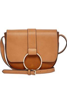 Main Image - Urban Originals Reckless Destiny Faux Leather Saddle Bag