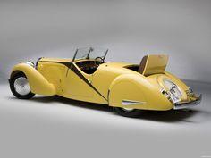 Bugatti Type 57. 1937 Roadster. II.