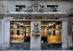 #Genova - Antica Pasticceria Romanengo